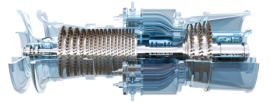 Gas Turbine Parts & Services